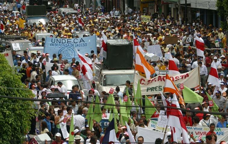 Unión de Trabajadores apoya huelga en contra del sistema del gobierno