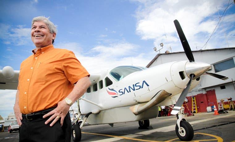 Sansa celebra 36 años con ruta a Nicaragua
