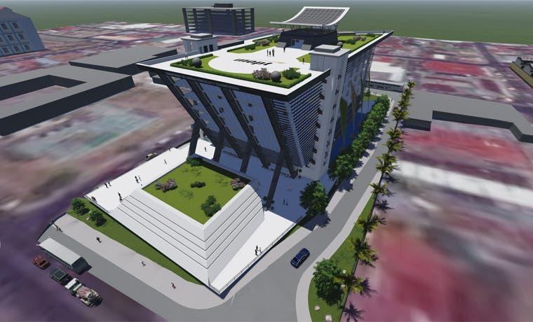 Nuevo concurso adjudicará construcción de Ciudad Gobierno