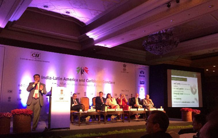 Costa Rica busca promoverse como destino de inversión en la India