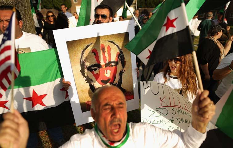 España y Alemania piden cooperación a EE.UU. y Rusia en conflicto sirio