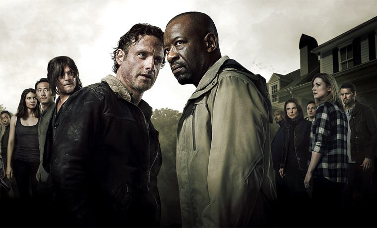 """The Walking Dead"" regresa el domingo"