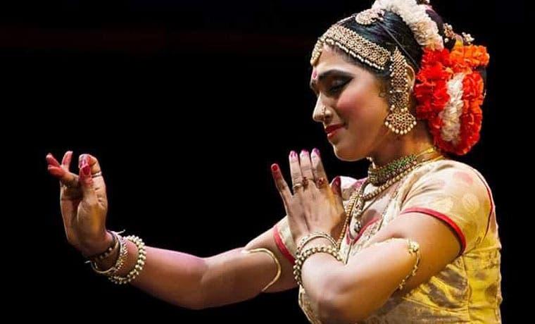 Danza hindú brillará en el Teatro Nacional