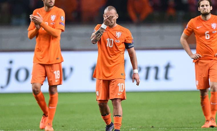 Holanda, un fracaso anunciado