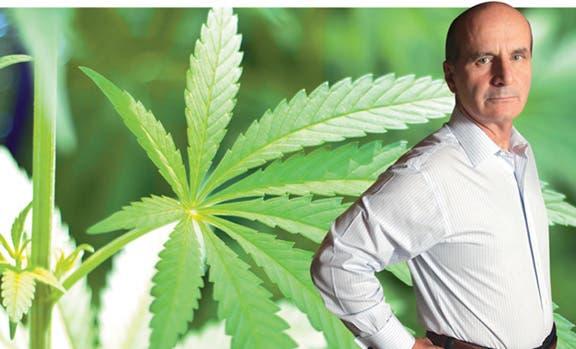 Figueres a favor de legalizar marihuana recreativa