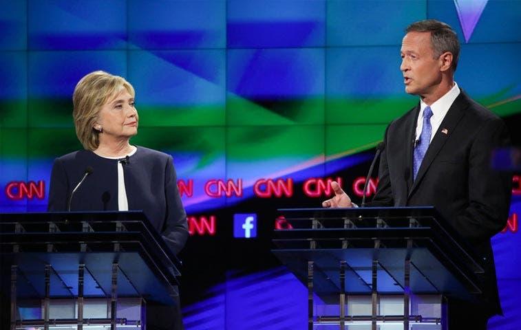 El debate demócrata en números