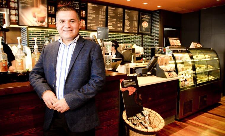 Starbucks busca liderar sector de cafeterías