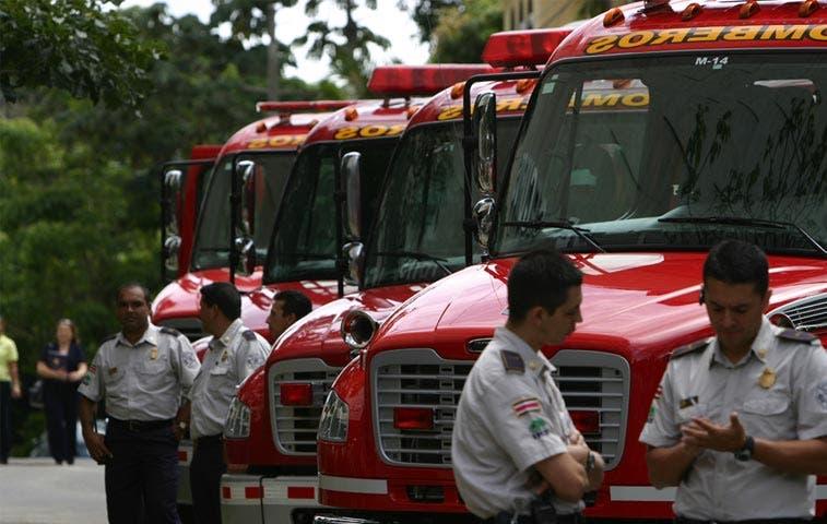 Fideicomiso de ¢13.750 millones construirá estaciones de bomberos