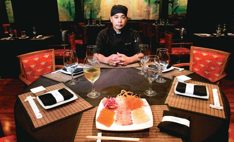 Miyako sabe a Japón y le suma la elegancia europea