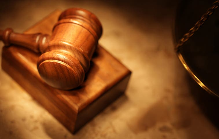 Magistrado se retira de la Sala Constitucional