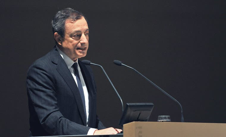 Mercados europeos esperan más acciones por parte de Draghi