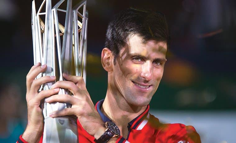Djokovic aplastó a Tsonga