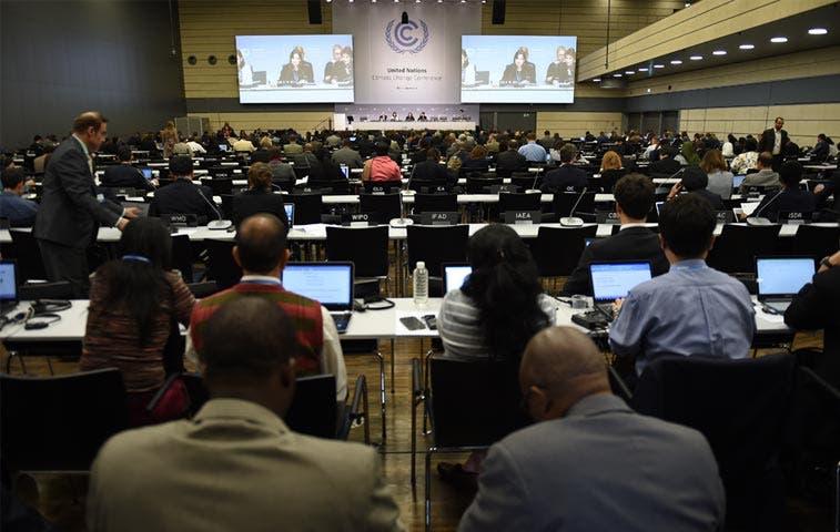 Comienzan preparativos previos a Cumbre del Clima en París