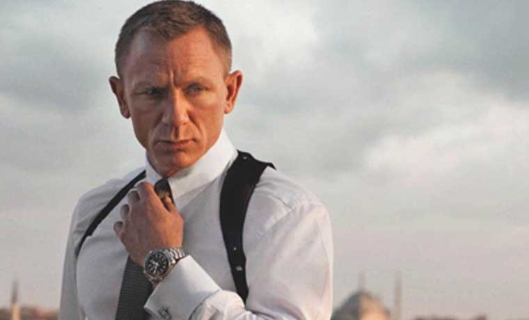 Reloj favorito de Bond se propone atraer a millennials