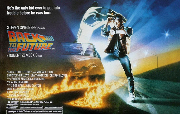 Cinemark y Cinépolis celebran el día en que Marty viajó al futuro