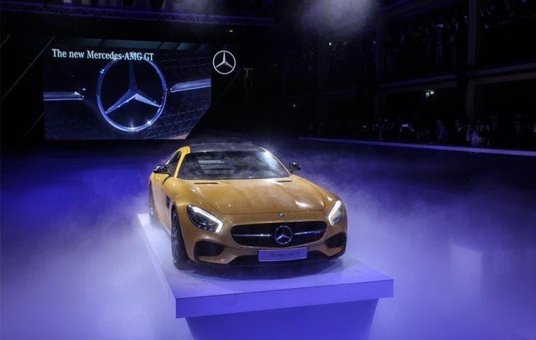 ¿Es un fiasco en ventas el nuevo auto deportivo de Mercedes?