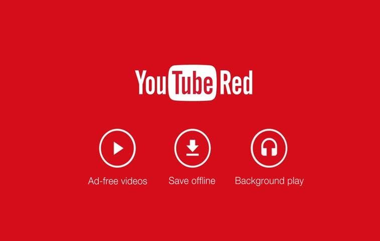 YouTube Red no quiere que lo comparen con Netflix