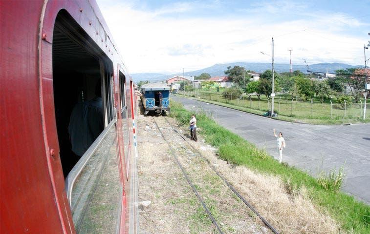 Trabajos para tren hasta San Joaquín finalizan este fin de semana