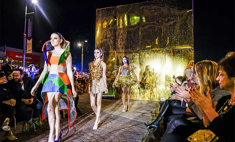 Moda nacional desfiló en San José