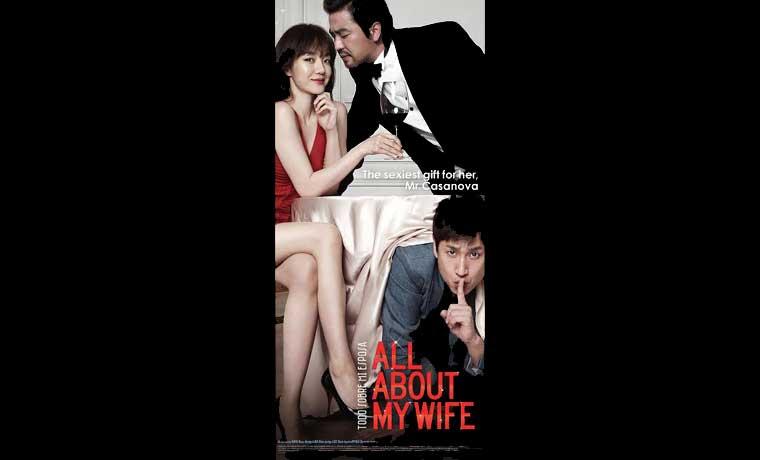 Cine coreano llega al Magaly