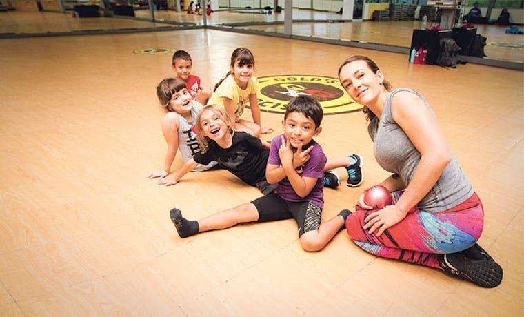 Gold's Gym y Multispa apuestan por público infantil