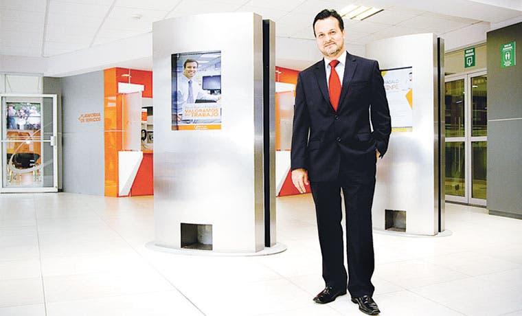 """""""Somos un banco líder en tecnología"""""""