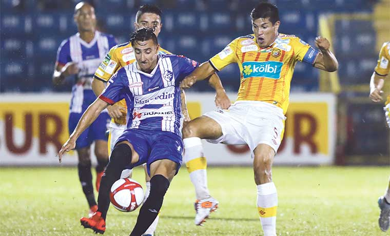 Contundente Herediano