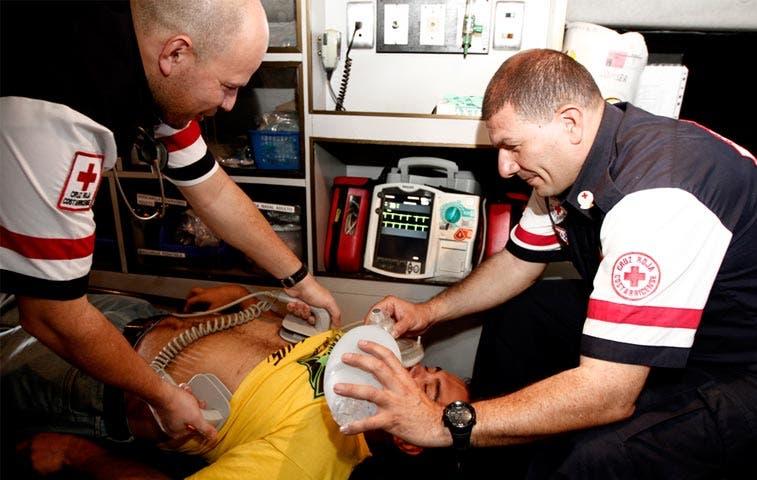 Cruz Roja y Bomberos no son prioridad en distribución de combustible