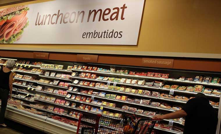OMS: Productos procesados de carne son cancerígenos