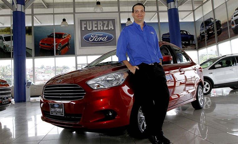 Ford expande horizontes