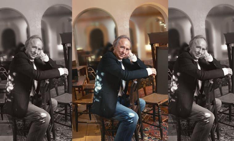 """Joan Manuel Serrat: """"Sigo porque me divierto"""""""