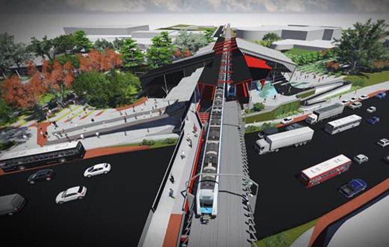 Tren conectaría la GAM con el Aeropuerto Santamaría