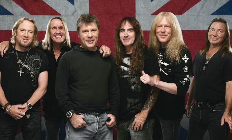 Entradas para Iron Maiden saldrán el sábado