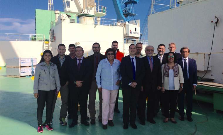 Exportadores ticos llegan a España en busca de negocios