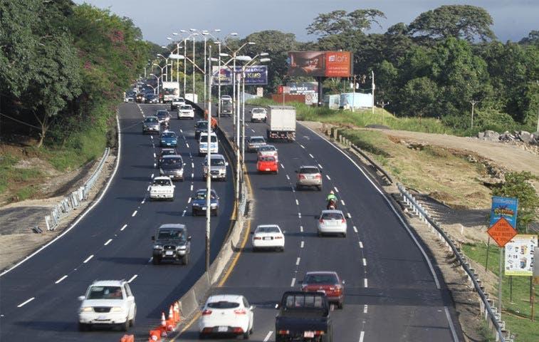 Autopista General Cañas cerrará a partir de las 10 p.m.