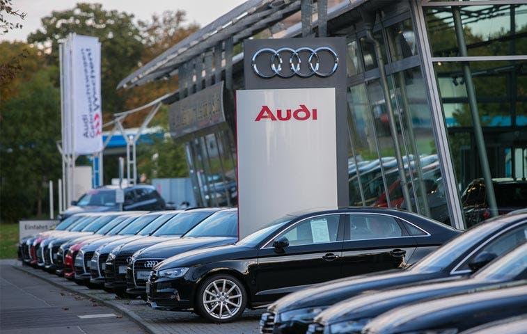 Audi demanda a Volkswagen por escándalo de motores manipulados
