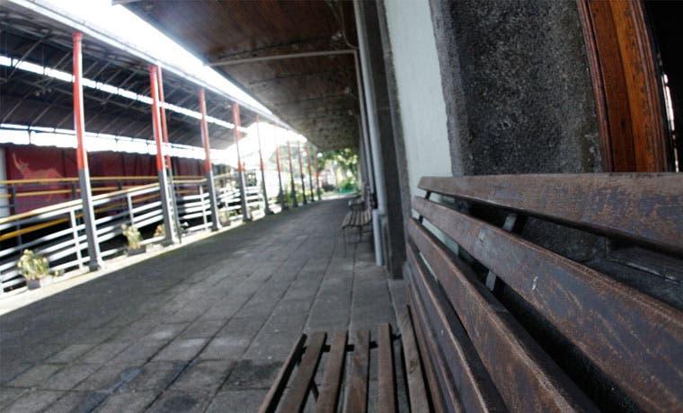 Tren de Heredia - San José suspendido por deslizamiento en Tibás