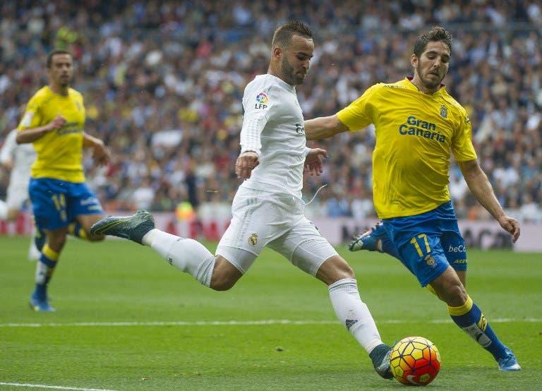 Real Madrid venció a Las Palmas y mantiene liderato en Liga