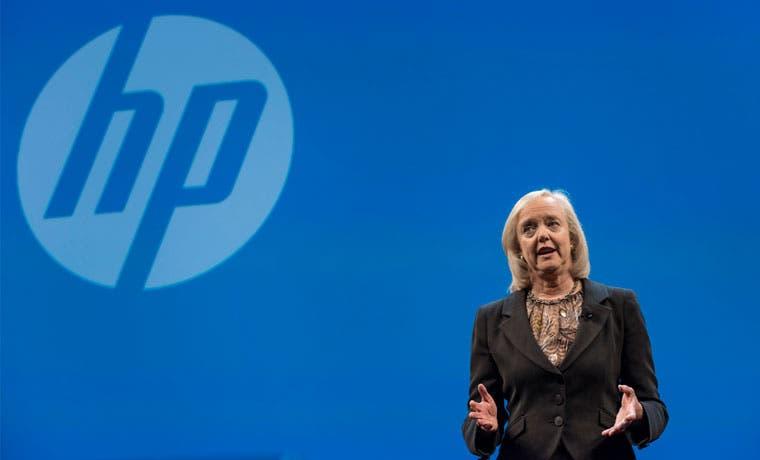 HP Enterprise empezó a cotizar en bolsa de Nueva York