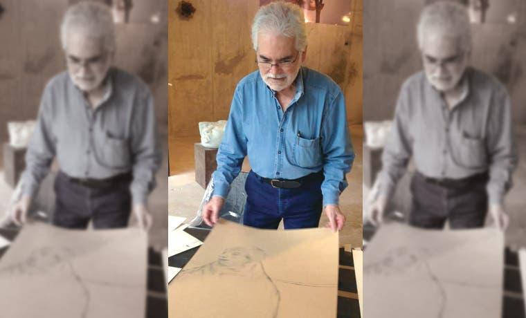 Artista Carlos Poveda realizará taller en el país