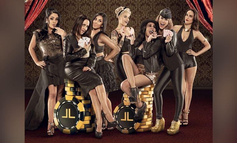 "Anahí se incorpora a la serie ""Lucky Ladies"""