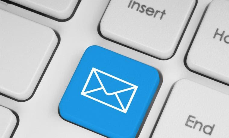 BCR advierte sobre correo fraudulento