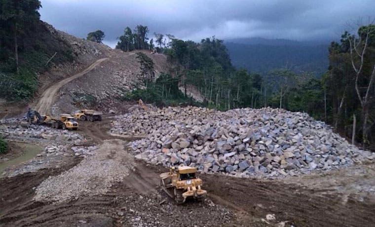 Propietaria del Tajo Asunción denuncia a ministro de Ambiente