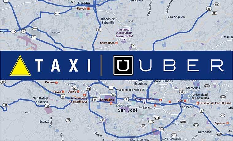 Taxistas y Uber podrían competir sin regulación