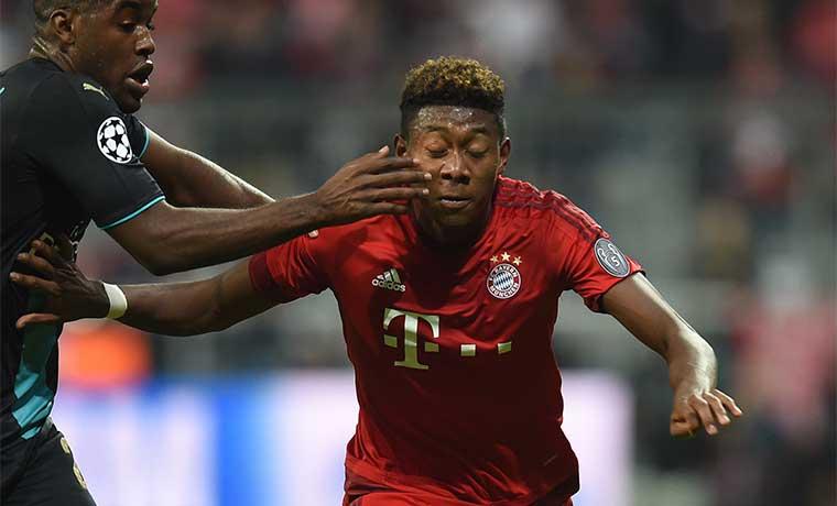 Múnich hunde al Arsenal