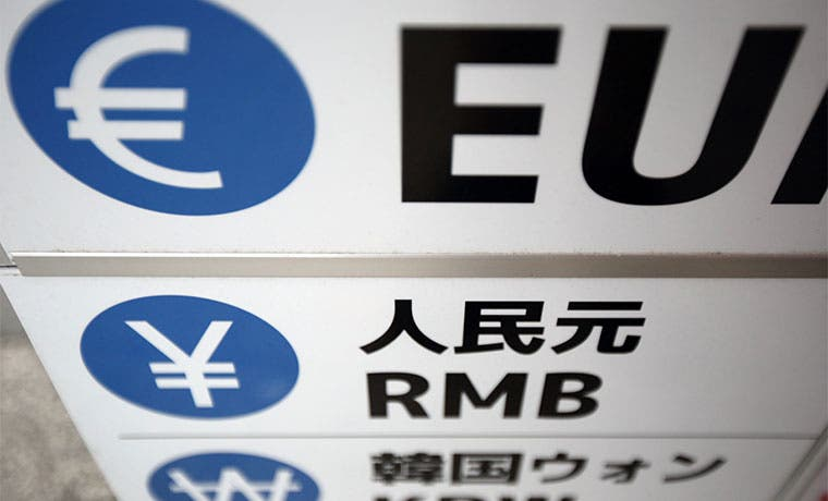 Vender euros y comprar yenes es una buena respuesta a las divergencias