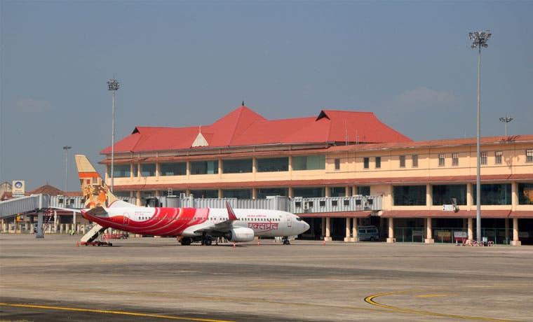 Aeropuerto de la India,  primero en funcionar con energía solar
