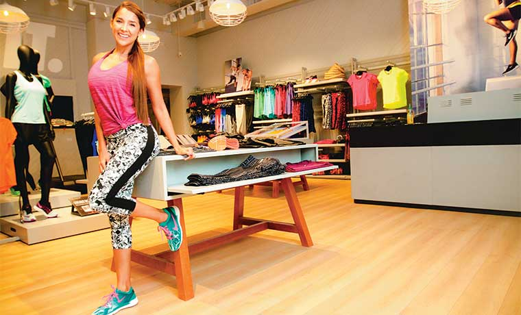 Nike abre tienda solo para mujeres