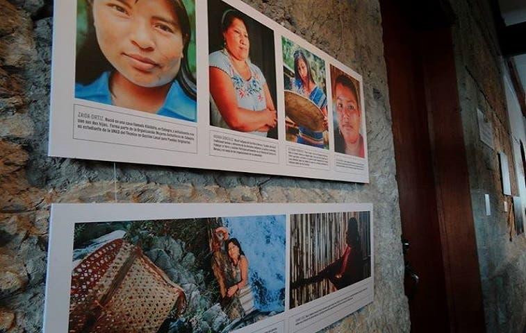 Muestra fotográfica reconoce a lideresas indígenas