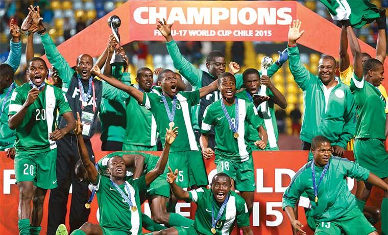 Nigeria es bicampeón